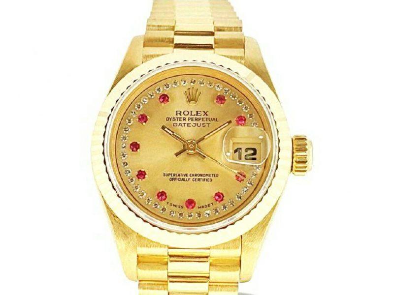 勞力士錶 69178 蠔式 自動女錶