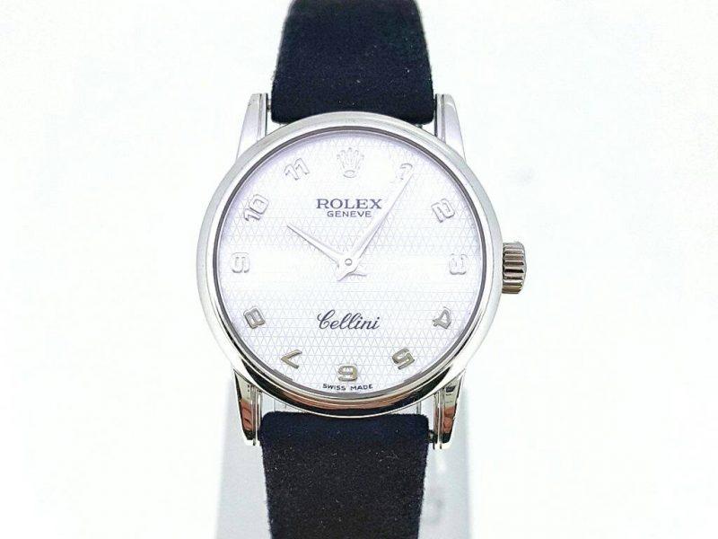 勞力士 Cellini 6111 徹里尼系列 腕錶
