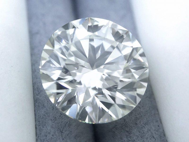 天然鑽石 裸石 2.01 克拉