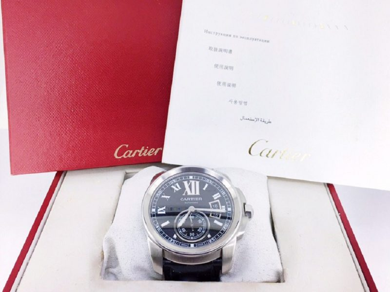卡地亞 Calibre De Cartier W7100041 自動男錶