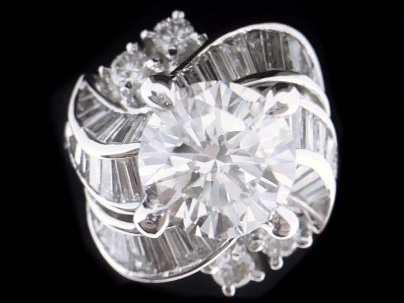 天然鑽石 造型女戒