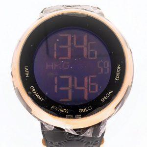 GUCCI.I-GUCCI 現代數位科技時尚腕錶