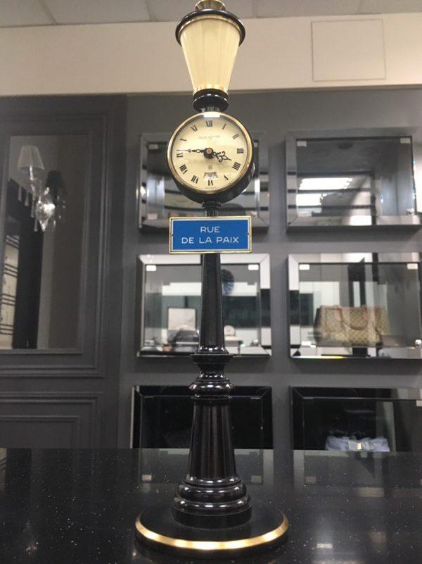積家 Jaeger-LeCoultre 手上鍊 巴黎路燈座鐘