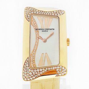 江詩丹頓 1972 cambree小巧系列鑽錶